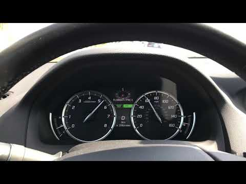 2017 Acura TLX V6 Tech Package AWD 0-115MPH