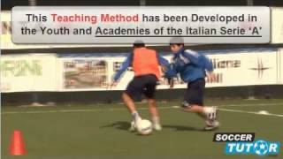 Individual Defending Tactics - Soccer Italian Style Academy Training DVD