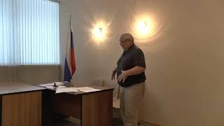 """Роман Дмитриев, доклад на конференции""""Дзюдо: наука, практика, искусство"""""""