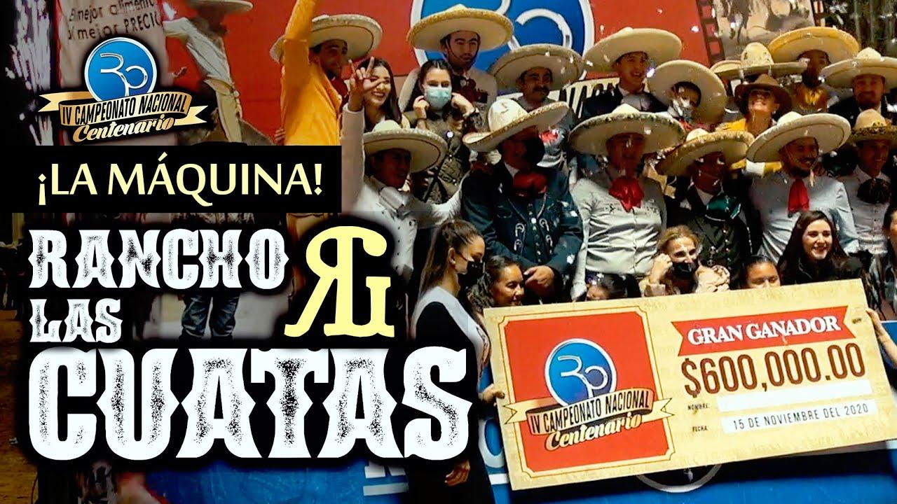 RANCHO LAS CUATAS - final Campeones - IV Campeonato Centenario 2020