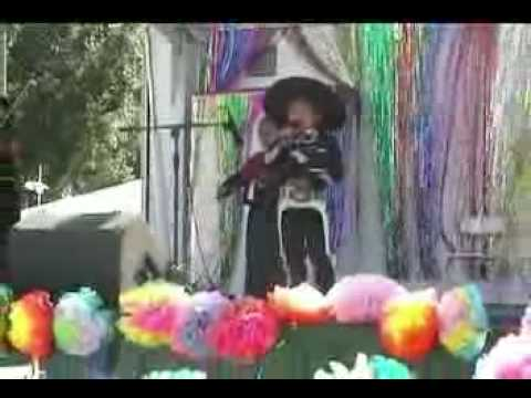 BRIAN TORRES- FIRST PUBLIC PERFORMANCE AT AGE 6