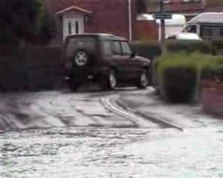 Tewkesbury Flooding - July 2007
