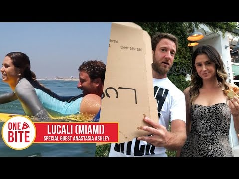Barstool Pizza Review - Lucali (Miami) With Special Guest Anastasia Ashley