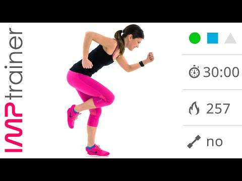 Workout Total Body Low Impact Per Tonificare Il Corpo