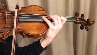 """Sword Art Online op1 """"Crossing Field"""" LiSA - violin cover by The Musical Mind"""