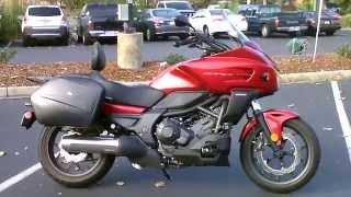 Contra Costa Powersports-Used 2014 Honda CTX700 touring cruiser motorcycle