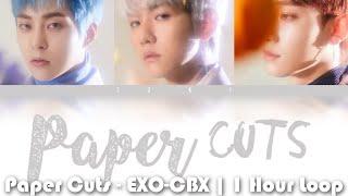 Paper Cuts - EXO-CBX | 1 Hour Loop Music