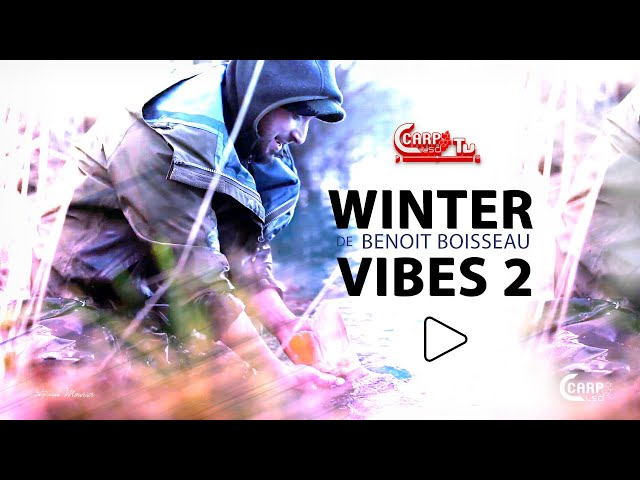 CARP LSD TV | WINTER VIBES 2 de BENOIT BOISSEAU
