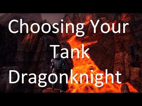 Eso Dragonknight Vs Templar