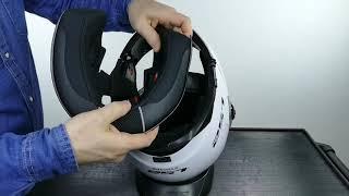 LS2 Helmets   FF325 Strobe   LINER