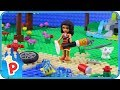 ♥ LEGO Moana CLEANING the BEACH With the Mother's Nature Magical Vacuum Gun