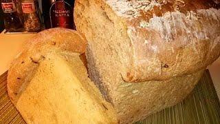 Домашний луковый хлеб с подсолнечной семечкой!