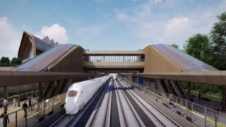 UK's high-speed rail project back on track
