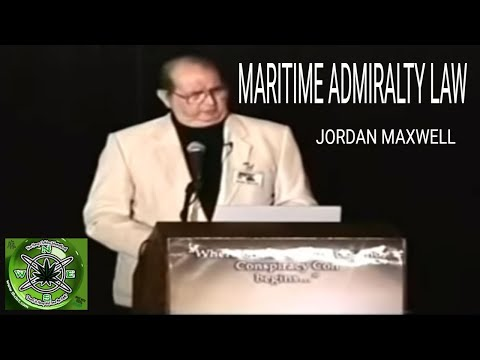 jordan maxwell admiralty law