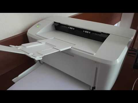 HP LaserJet Pro M15a субъективное мнение