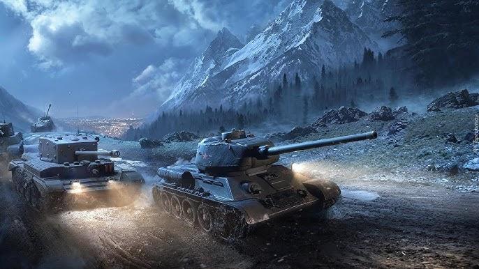 World of Tanks Blitz Коты рулят) #FortunaRus взвод с