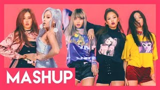 Video BLACKPINK - WHISTLE (Ariana Grande - Focus instrumental) // mashup download MP3, 3GP, MP4, WEBM, AVI, FLV Oktober 2018