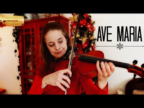 Ave Maria - Schubert ~ Violin