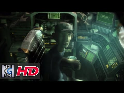 "CGI 3D Animated Award-Winning Short HD: ""E.T.A."" by - Junk"