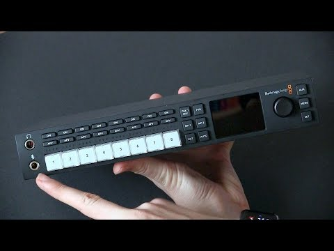 Blackmagic Design ATEM Television Studio HD  Tour and Thoughts   and Tell Ep.46