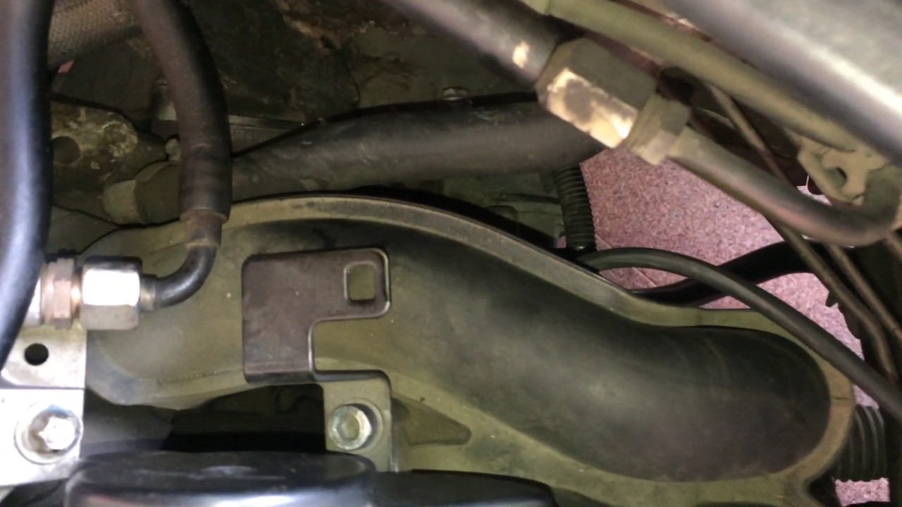 W210 e230 1997 engine number location