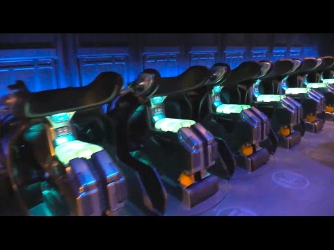 Thumbnail: NEW Flight of Passage ride queue, pre-show in Pandora - The World of Avatar at Walt Disney World