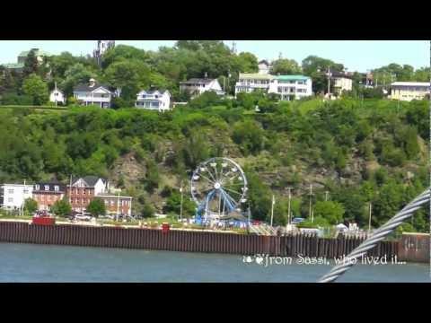 Sassi 17, Quebec City, Quebec-Levis Ferry, Notre Dame des Victoires