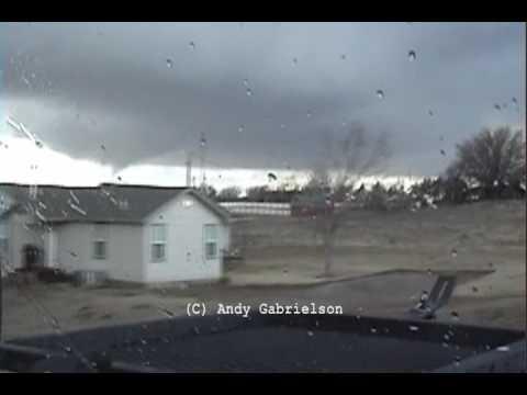 March 8, 2010 Tornado in Hammon, OK