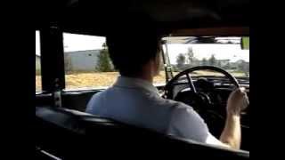 1932 Studebaker Commander ride at Putsch Racing