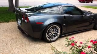 09 corvette zr1 heads cam exhaust pulley