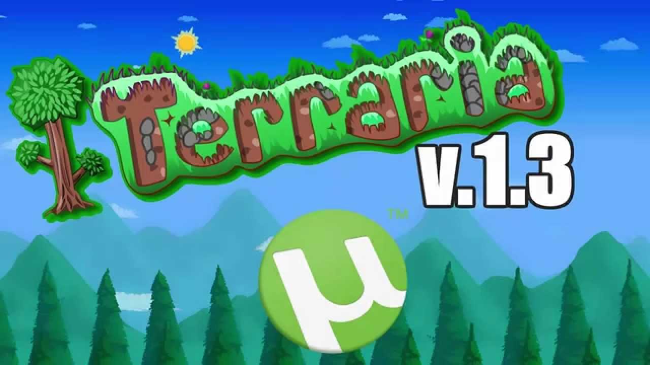 Terraria (террария) полная версия 1. 3.