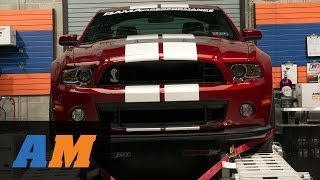 2013-2014 Shelby GT500-  Bolt-On Build-Ups: Stage 1