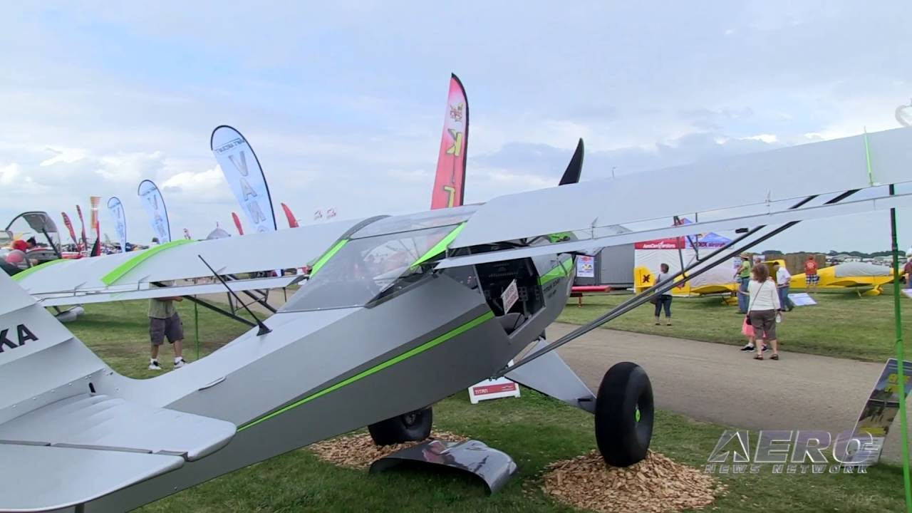 Aero-TV: Kitfox On Steroids - 180 HP(!) for Your Kitfox STi