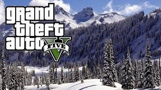 GTA Online Christmas Holiday DLC - Interactive Snow, New Clothes, more!