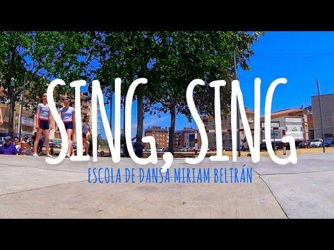 """SING, SING"" Escola Dansa Miriam Beltrán, Blanes 05062016"