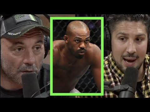Joe On Jones Being The Greatest Fighter Of All Time