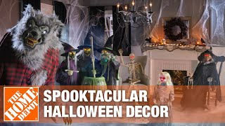 2020 Halloween Decor At The Home Depot