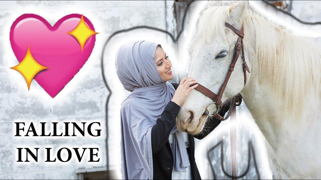 Download Hijab Photoshoot with Horses ft. Saimascorner | Fictionally Flawless