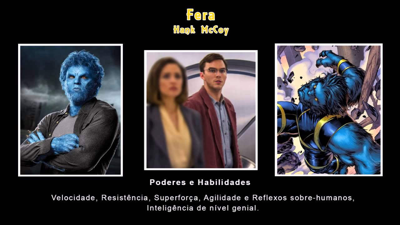 X Men Apocalypse Personagens E Seus Poderes Characters