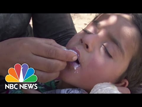 Crisis In Iraq A 'Humanitarian Disaster' | NBC News