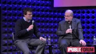 PUBLIC FORUM: Salman Rushdie & David Remnick on Dissidents