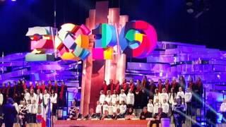 cerimonia chiusura expo 2015 va pensiero
