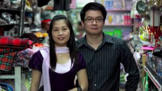 [ROM] James & Hon-Chin: 09.09.09