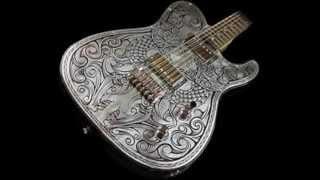 Beautiful, unusual and just darn cool guitars.
