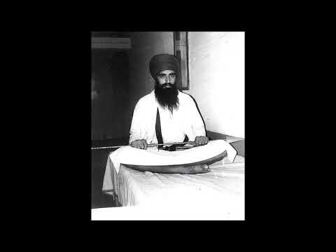 SIKHISM IN SNIPPITS - Avastha of Sant Giani Jarnail Singh Ji Bhindrawalae - Sant Inderjit Singh