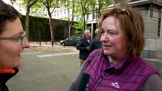 Protest vox pop: 'Great, in-spec beef produced by an industry with no future'