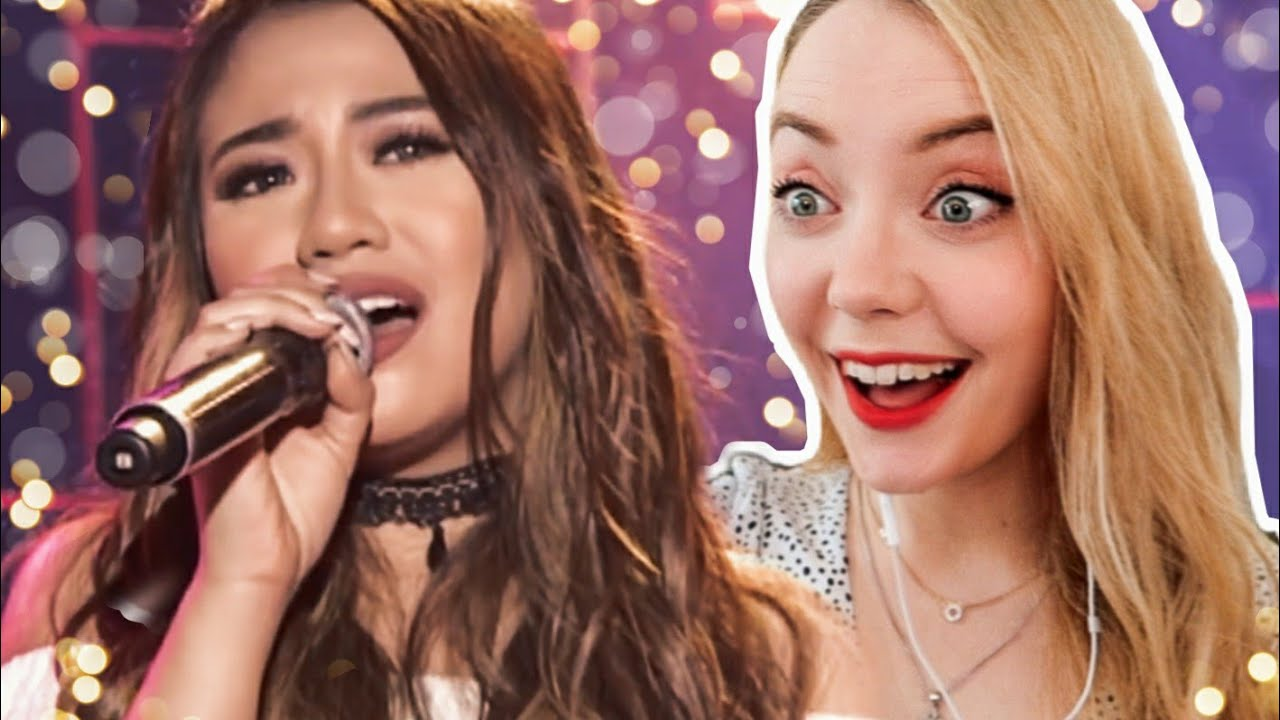 MORISSETTE AMON - 'I Want To Know What Love Is'♬ MYX Live! Performance Reaction | VERA