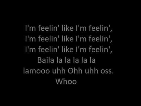 Fergie - Bailamos (Lyric Video)