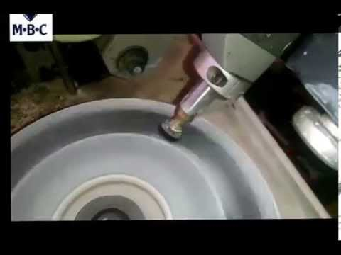 Full Automatic Computerized Faceting Machine for Jewelry