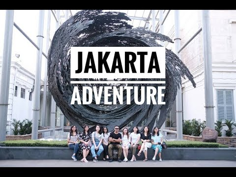 one minute vlog - JAKARTA ADVENTURES